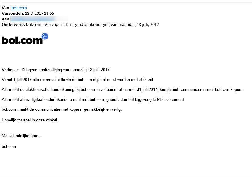 Mail Bol.com