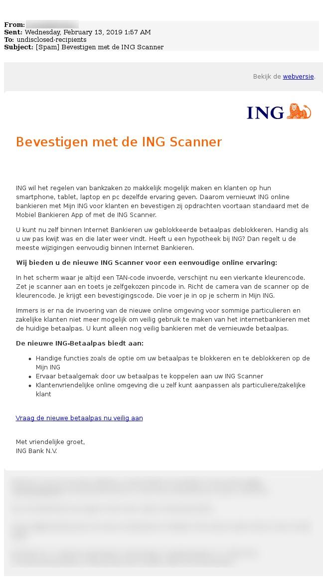 eeabff63ac41df ING BANK   BEVESTIGEN MET ING SCANNER - Fraudehelpdesk